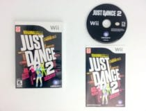 Just Dance 2 game for Nintendo Wii -Complete