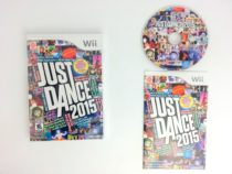 Just Dance 2015 game for Nintendo Wii -Complete