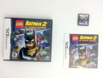 LEGO Batman 2 game for Nintendo DS -Complete