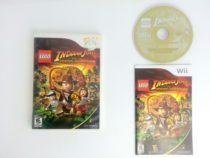 LEGO Indiana Jones The Original Adventures game for Nintendo Wii -Complete