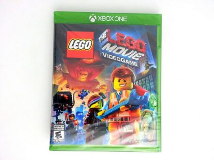 LEGO Movie Videogame game for Microsoft Xbox One - New
