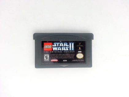 LEGO Star Wars II Original Trilogy game for Nintendo Gameboy Advance - Loose