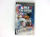 MLB 11: The Show game for Sony PSP - New
