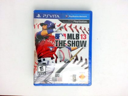 MLB 13 The Show game for Sony PlayStation Vita - New