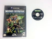 Marvel Nemesis Rise of the Imperfects game for Nintendo Gamecube -Game & Case