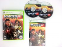Mass Effect 2 game for Microsoft Xbox 360 -Complete