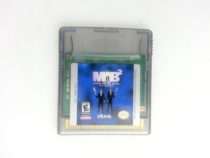 Men in Black the Series 2 game for Nintendo GameBoy Color - Loose