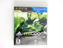 Mi Coach By Adidas game for Sony Playstation 3 PS3 -Complete