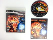 Mortal Kombat game for Sony Playstation 3 PS3 -Complete