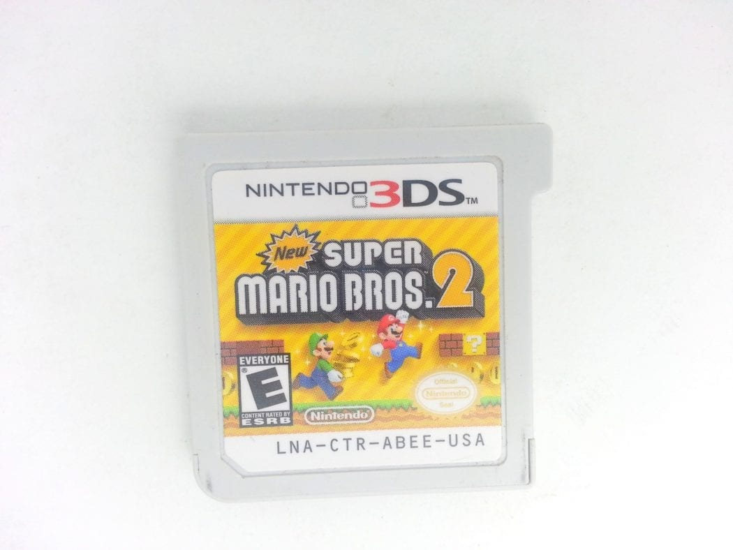 New Super Mario Bros. 2 game for Nintendo 3DS - Loose
