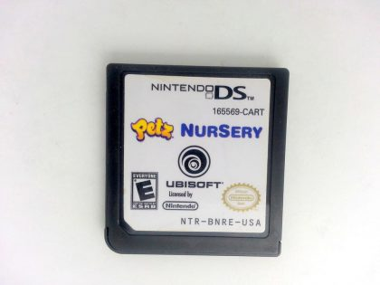 Petz: Nursery game for Nintendo DS - Loose