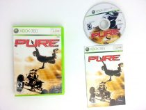 Pure game for Microsoft Xbox 360 -Complete