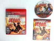 Rainbow Six Vegas 2 game for Sony Playstation 3 PS3 -Complete
