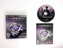 Saints Row: The Third game for Sony Playstation 3 PS3 -Complete