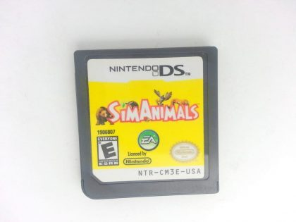 SimAnimals game for Nintendo DS - Loose