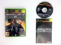 Soldier of Fortune 2 game for Microsoft Xbox -Complete