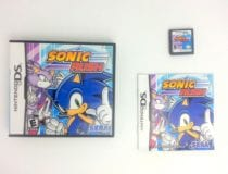 Sonic Rush game for Nintendo DS -Complete
