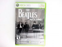 The Beatles: Rock Band game for Microsoft Xbox 360 -Complete