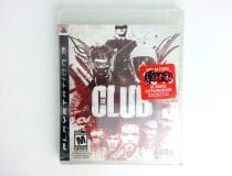 The Club game for Sony Playstation 3 PS3 -Complete