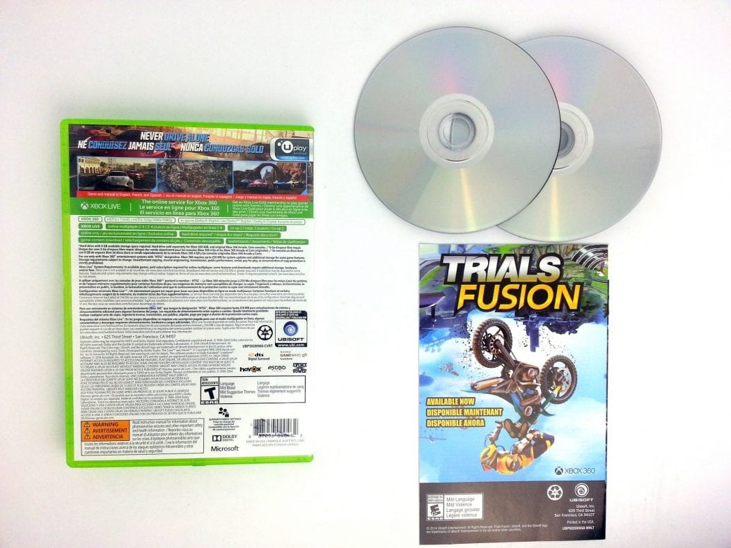 The Crew game for Xbox 360 (Complete)   The Game Guy