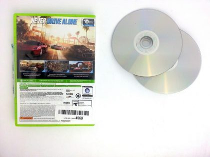 The Crew game for Xbox 360 | The Game Guy