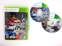 The Crew game for Microsoft Xbox 360 -Game & Case