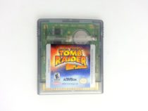 Tomb Raider Curse of the Sword game for Nintendo GameBoy Color - Loose