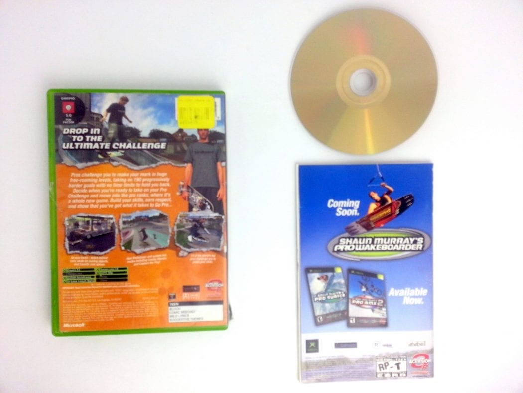 Tony Hawk 4 game for Xbox (Complete) | The Game Guy