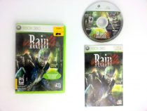 Vampire Rain game for Microsoft Xbox 360 -Complete
