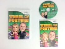 Wheel of Fortune game for Nintendo Wii -Complete