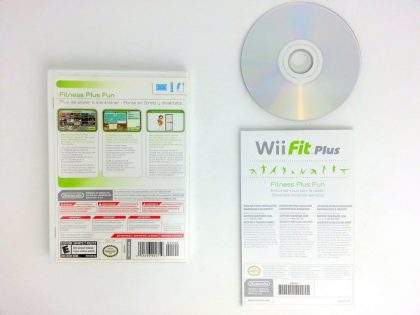 Wii Fit Plus game for Wii (Complete) | The Game Guy