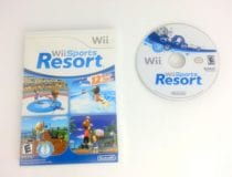 Wii Sports Resort game for Nintendo Wii -Game & Case