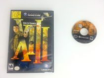 XIII game for Nintendo Gamecube -Game & Case