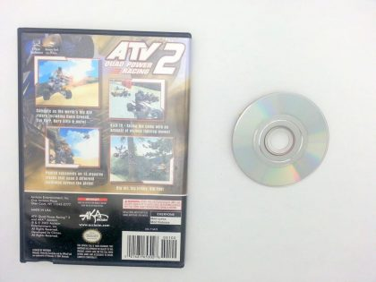 ATV Quad Power Racing 2 game for Gamecube | The Game Guy