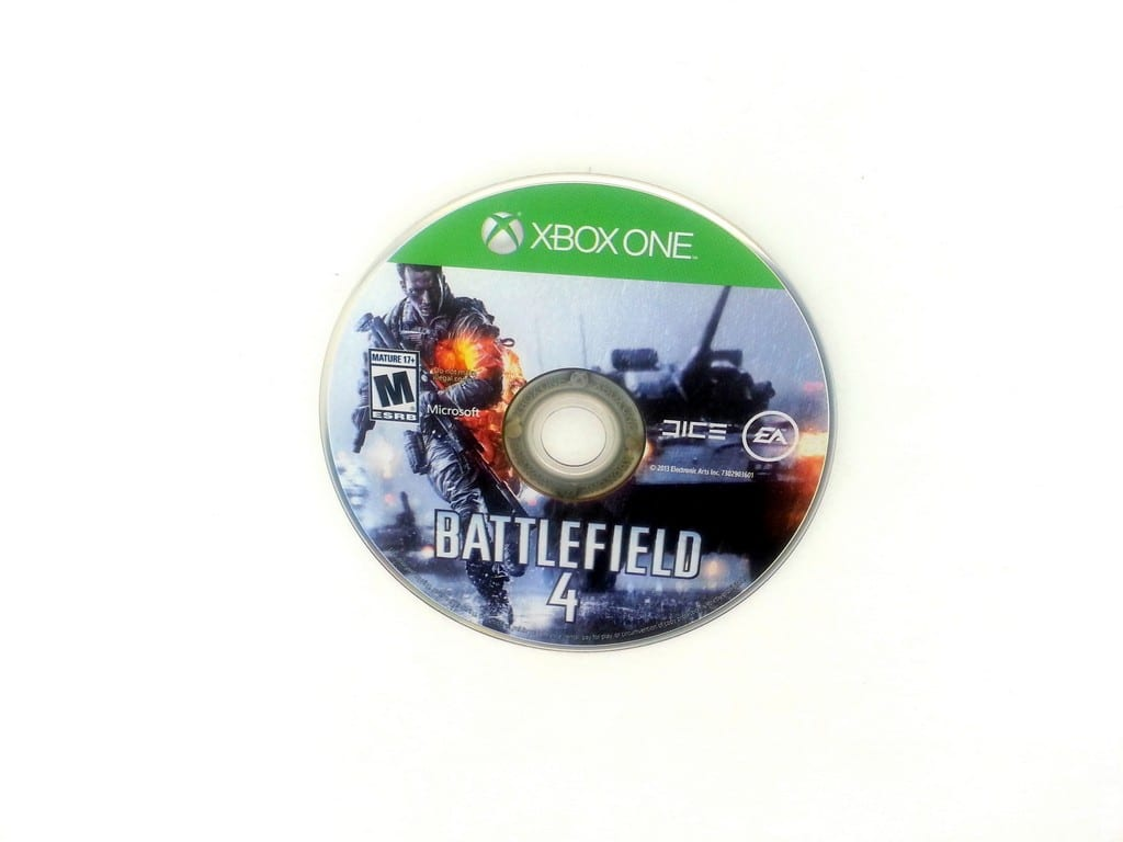 Battlefield 4 game for Microsoft Xbox 360 - Loose