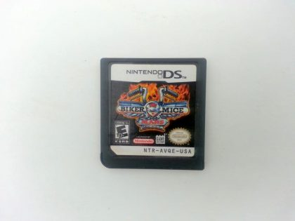 Biker Mice From Mars game for Nintendo DS - Loose