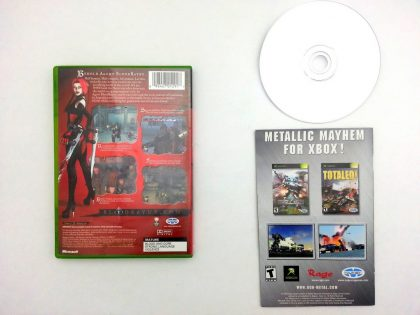 Bloodrayne game for Xbox (Complete) | The Game Guy