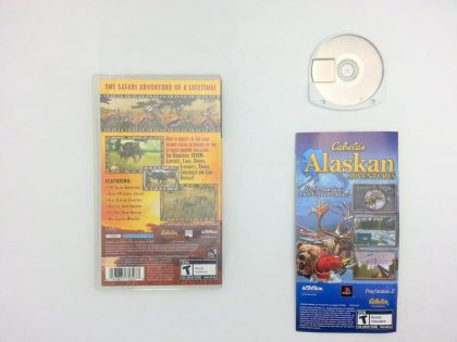 Cabela's African Safari game for PSP (Complete) | The Game Guy