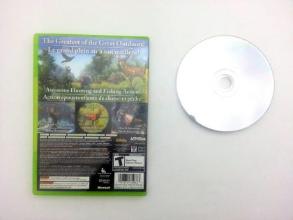 Cabela's Outdoor Adventures 2010 game for Xbox 360 | The Game Guy