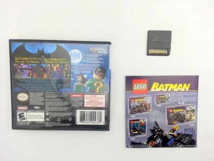 LEGO Batman The Videogame game for Nintendo DS -Complete