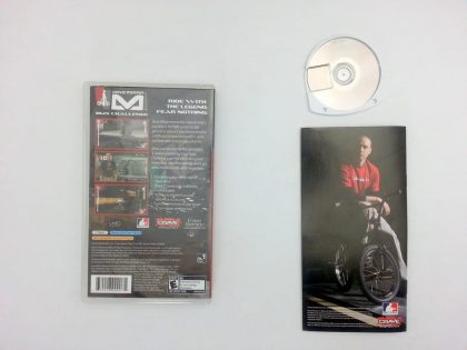 Dave Mirra BMX Challenge game for PSP (Complete) | The Game Guy