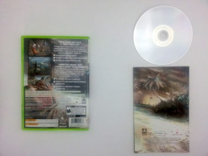 Dead Island game for Xbox 360 (Complete)   The Game Guy