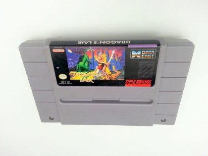 Dragon's Lair game for Super Nintendo SNES - Loose