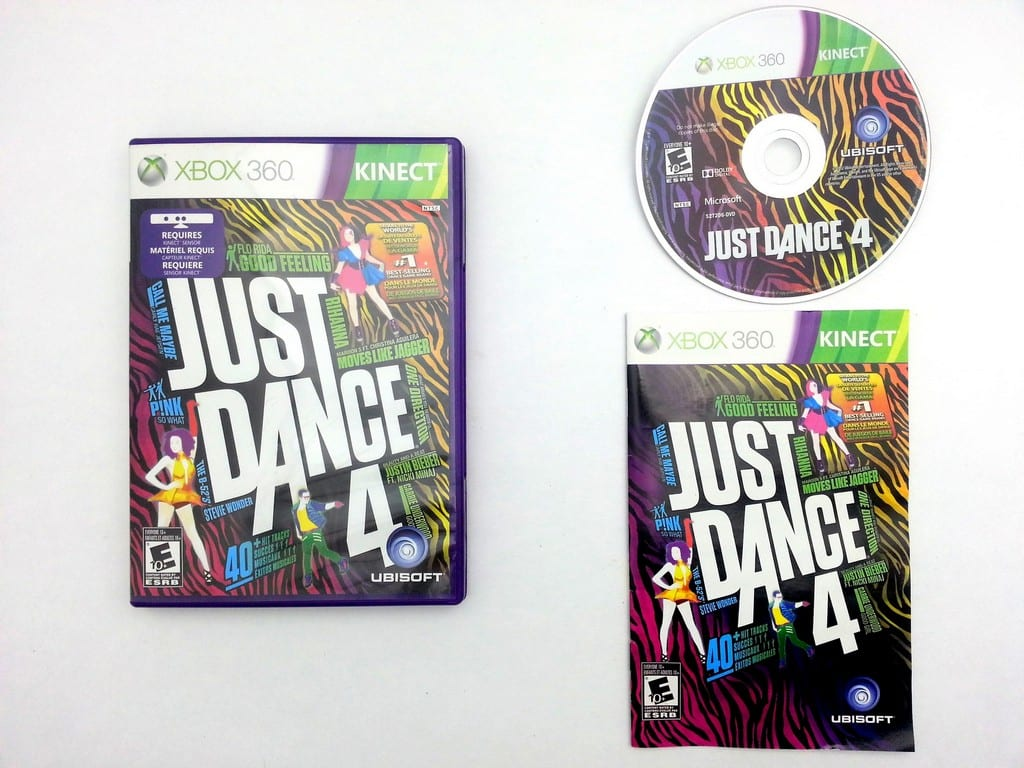 Just Dance Game For Xbox 360 : Just dance game for xbox complete the guy