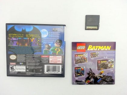 LEGO Batman The Videogame game for Nintendo DS (Complete) | The Game Guy