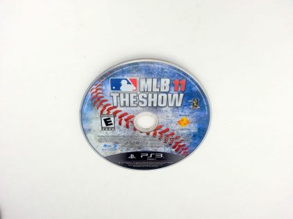 MLB 11: The Show game for Sony Playstation 3 PS3 - Loose