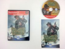 Medal of Honor Frontline game for Sony Playstation 2 PS2 -Complete