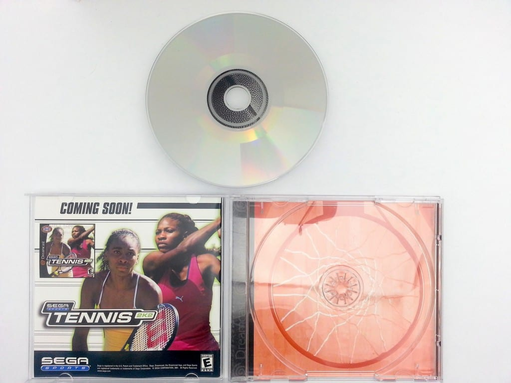 NBA 2K2 game for Sega Dreamcast (Complete) | The Game Guy