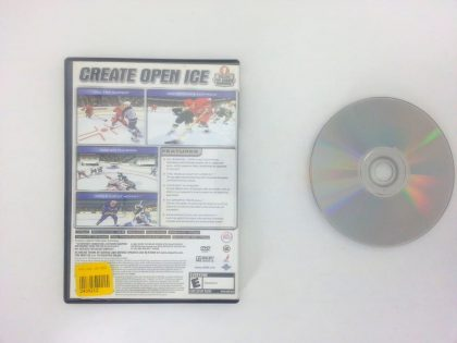 NHL 2005 game for Playstation 2   The Game Guy