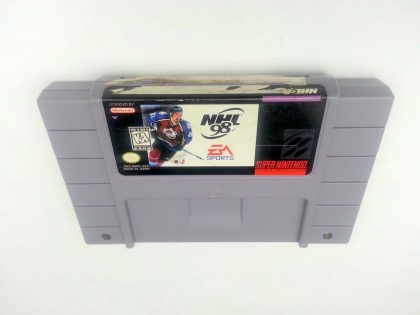 NHL 98 game for Super Nintendo SNES - Loose